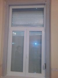 ablak tokba építése